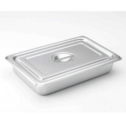 Catheter Instrument Tray With Cover 304 stainless steel