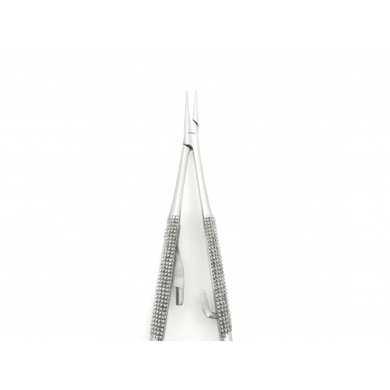 Barraquer Micro Needle Holders Straight 120 mm